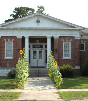 The Sgt. Eugene Ashley Memorial Center