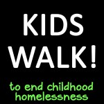 kids walk logo